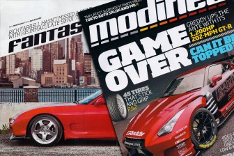 Modified Magazine: IRP Shop Car Feature