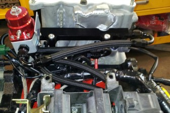 IRP Fuel System