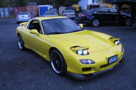 Cesar's 1993 R1 CYM