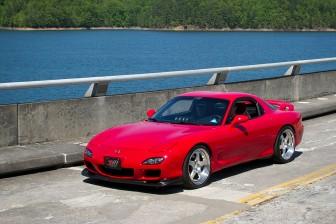 "IRP 1993 VR ""Demo Car"""
