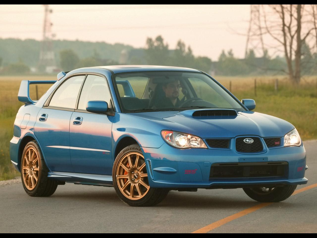 2006 Subaru Impreza Wrx Wallpaper Ir Performance