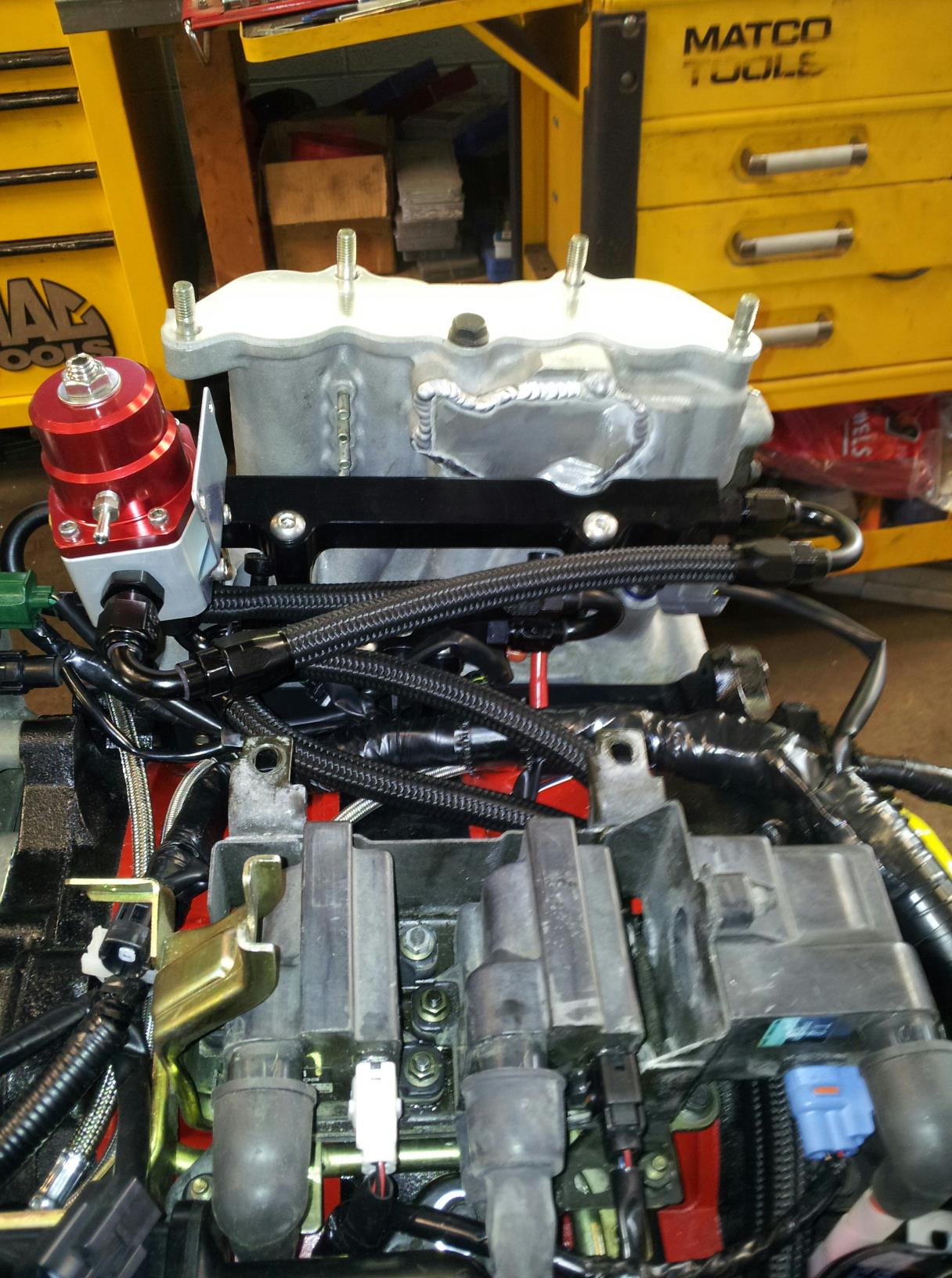 IRP Competition Fuel System